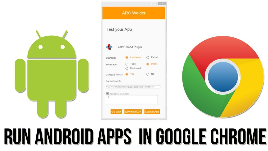 Ways to Run Android Apps on Chrome and Chromebooks using ARC