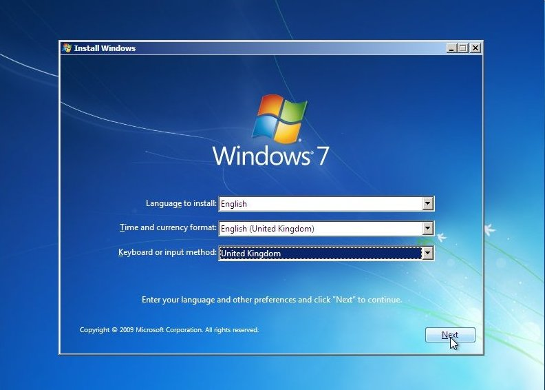 how to install windows 7 and windows 10 in one pc